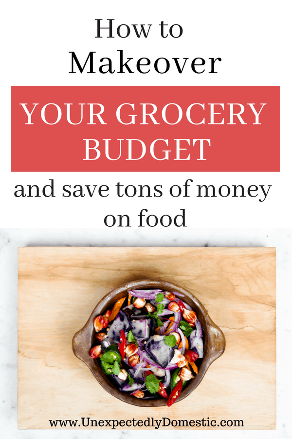 Do you feel like you spend too much on groceries? Learn the exact secrets to grocery shopping on a budget with the Grocery Shopping Makeover Challenge!