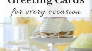 How to Save Money on Greeting Cards for Every Occasion!
