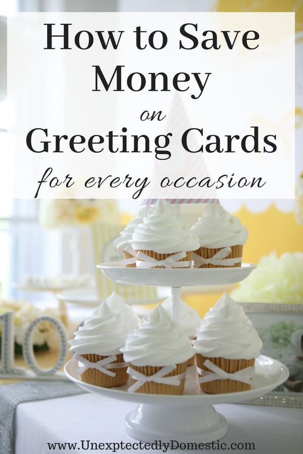 How to save money on greeting cards for every occasion. Introducing Dollar Tree Hallmark cards! Give greeting cards for every occasion, while saving money!
