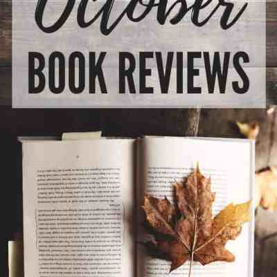 October Book Reviews