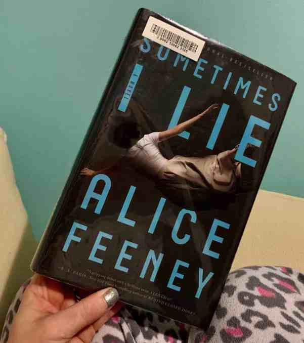 Sometimes I Lie book review