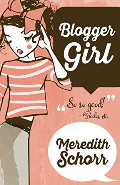 Blogger Girl book
