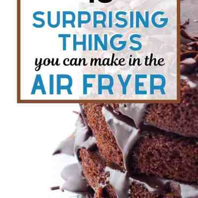 13 Surprising Things You Can Make in an Air Fryer (+ exactly how to do it!)