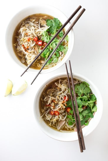 Slow Cooker Beef Pho