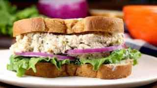 Easy Turkey Salad