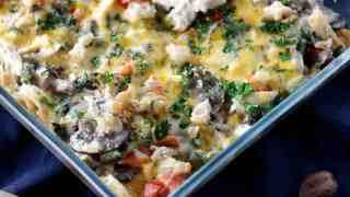 Keto Turkey Casserole Recipe