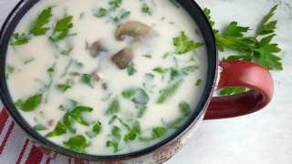 Wild Rice Soup (Vegan)