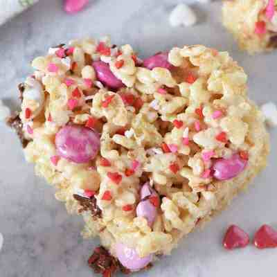 10 Super Easy Homemade Valentine's Day Treats