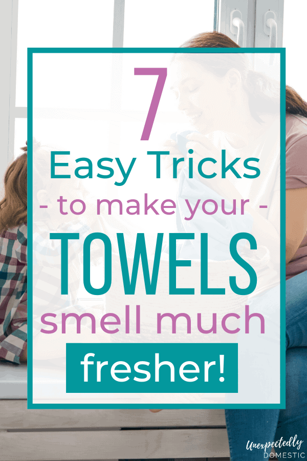 Got smelly towels? Here's how to get the musty smell out, step by step. Keep your towels smelling fresh and clean with these easy tricks.