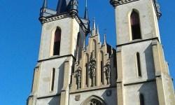 A photo of the church of St Anthony of Padua - Prague, Czechia