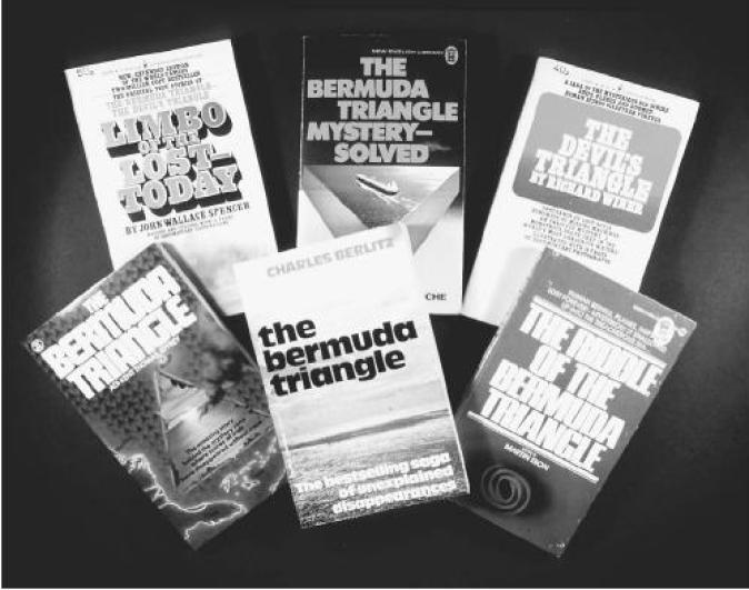 Resultado de imagen para bermuda triangle books