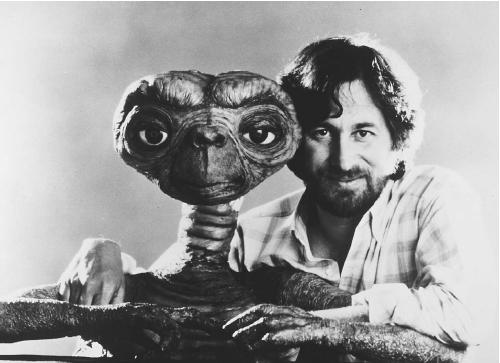 E.T. The Execrable Talker.