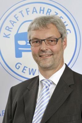 Ulrich Dilchert, Rechtsexperte beim Zentralverband Deutsches Kraftfahrzeuggewerbe (ZDK). Foto: ZDK.