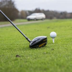 Wann muss Golfer zahlen? Foto: HUK-COBURG/Hagen Lehmann.