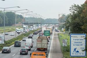 Aktuelle Studie bestätigt ADAC-Position: Bund sollte Bauherr der Fernstraßen sein. Foto: ADAC / Cornelis Gollhardt.