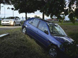 Hohes Risiko und zu wenig Erfahrung oft tödlich: Schleudern als typisches Unfallschema. Foto: ADAC/Dirk Bruniecki.