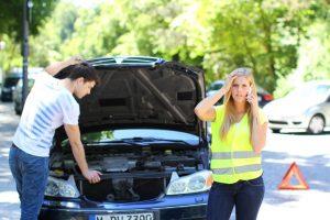Wie reagiert man im Falle einer Autopanne richtig? Foto: Mobil in Deutschland e.V.