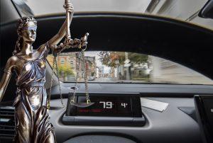 Zu schnell gefahren: Bei Vorsatz kann Bußgeld höher ausfallen als im Bußgeldkatalog vorgesehen. Foto: HUK-Coburg.