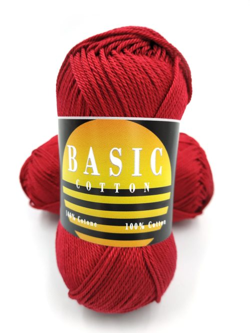 Basic Cotton - 100% Cotone
