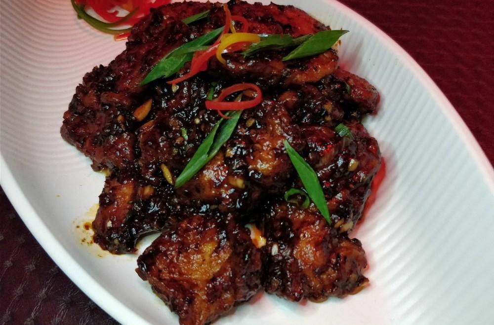 Fish Black Pepper