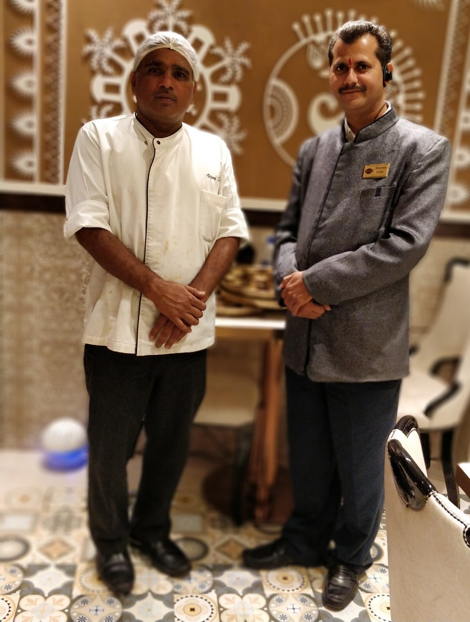 Vijay Singh and Bhanwar Singh