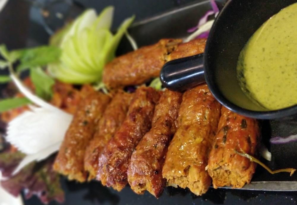 Ronak-e- Seekh kebab