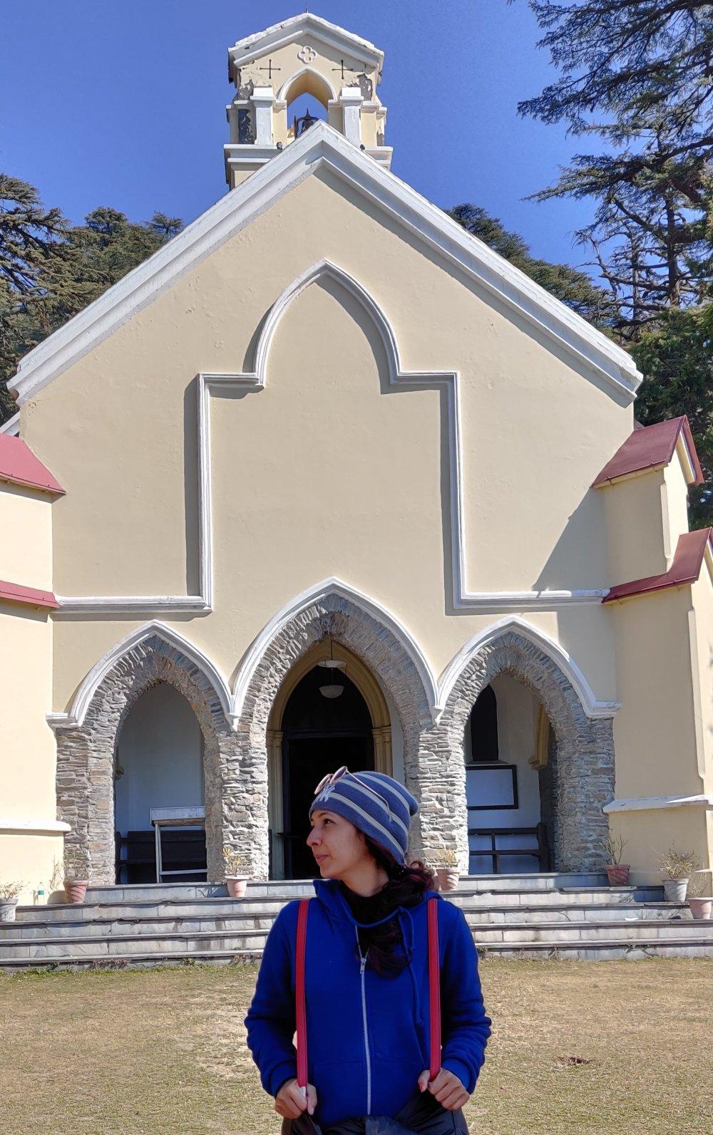 St. Paul's Church, Landour