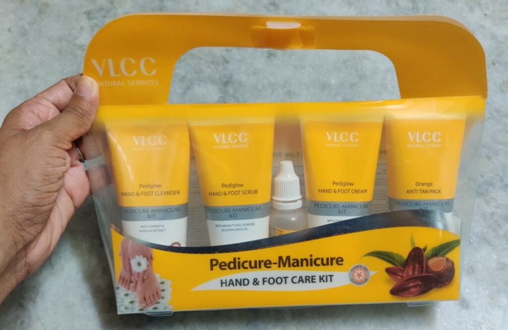 Pedicure Manicure – Hand and Foot Care Kit