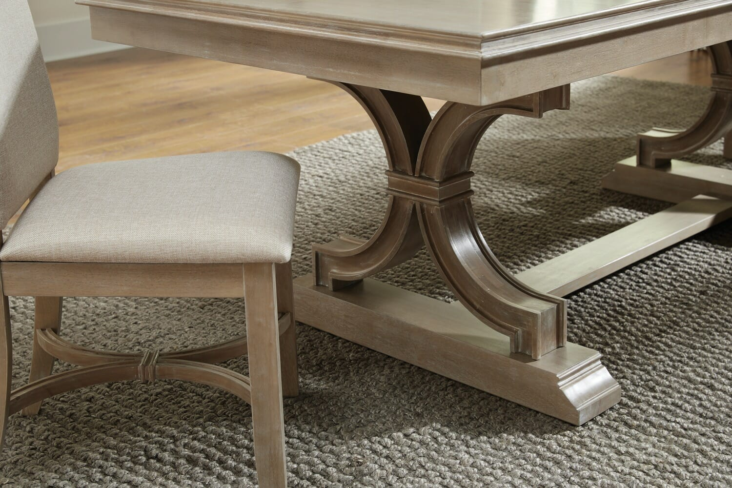T 4078xa Parawood 40 X 78 96 Sonoma Dining Table