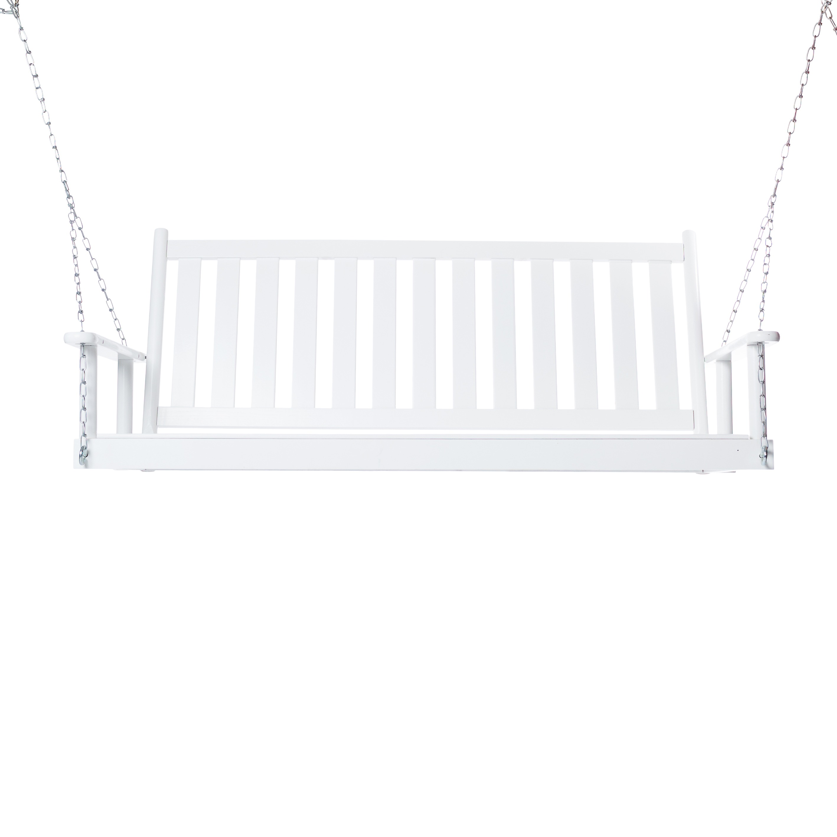 Dixie Seating 5 Foot Burlington Porch Swing With Free