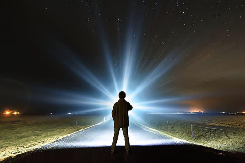 Resultado de imagem para  flashlight man