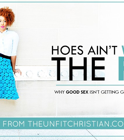 Hoes Ain't Won: The Fix