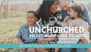 Unchurched Parenting