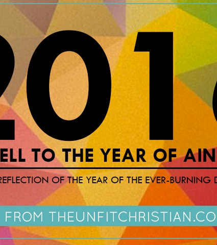 2016: Farewell to the Year of Ain't Shit.