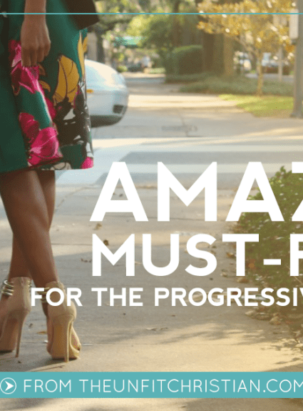 16 Amazing Must-Reads for the Budding Progressive Christian