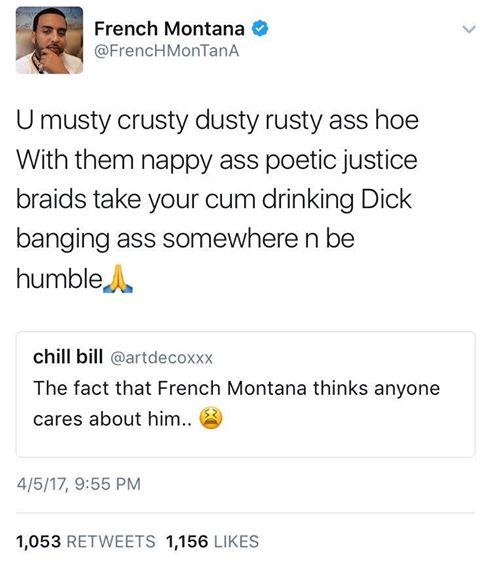 French Montana | Black Women Fix | The Unfit Christian