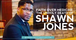 Choosing Faith over Medicine: The Death of Rev. Shawn Jones