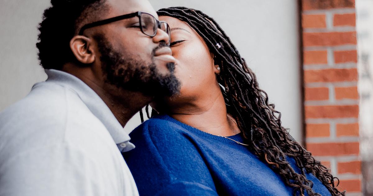 dating a black man