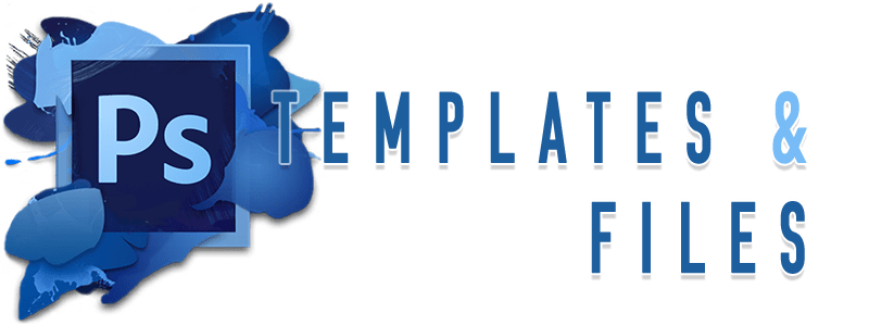 Download Photoshop Templates and Other Files