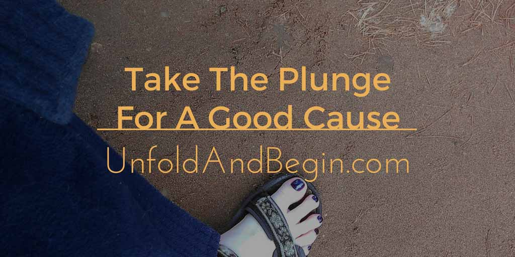 Take the Plunge for a Good Cause