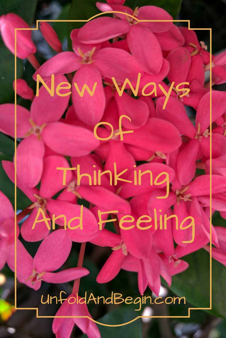 Renewal requires opening yourself up to new ways of thinking and feeling-Day.  How do you bring renewal into your life?  UnfoldAndBegin.com