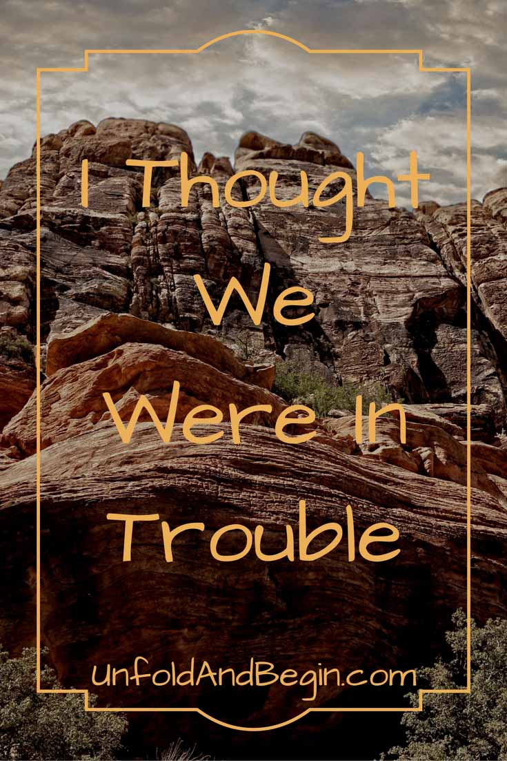 This week we're using the last line from the movie Butch Cassidy and the Sundance Kid as our writing prompt on UnfoldAndBegin.com