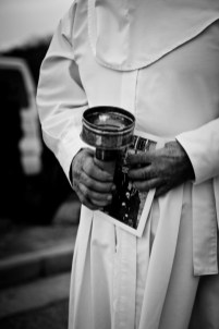 Fotografía blanco y negro - Semana Santa - España - Fotoperiodismo