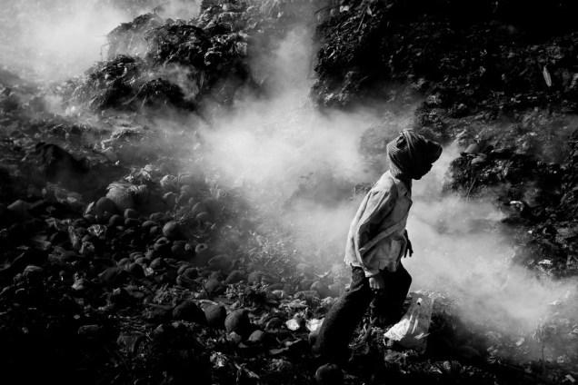 Vertedero Camboya - Fotoperiodismo