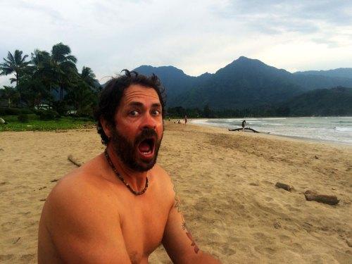 hawaii beach boyfriend