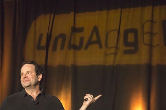 Speaker Roland Frasier
