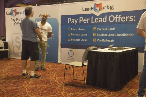 Sponsor and exhibitor Leads Market