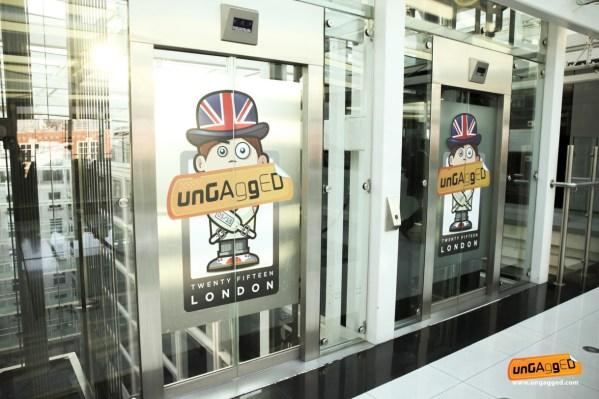 UnGagged London 2015