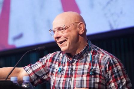 Speaker Marty Weintraub