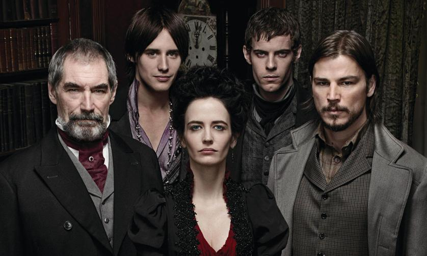 The amazing cast of Penny Dreadful!